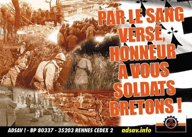 Soldats bretons !