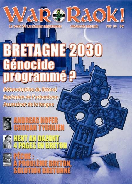 War raok, la voix de la nation bretonne numéro 24